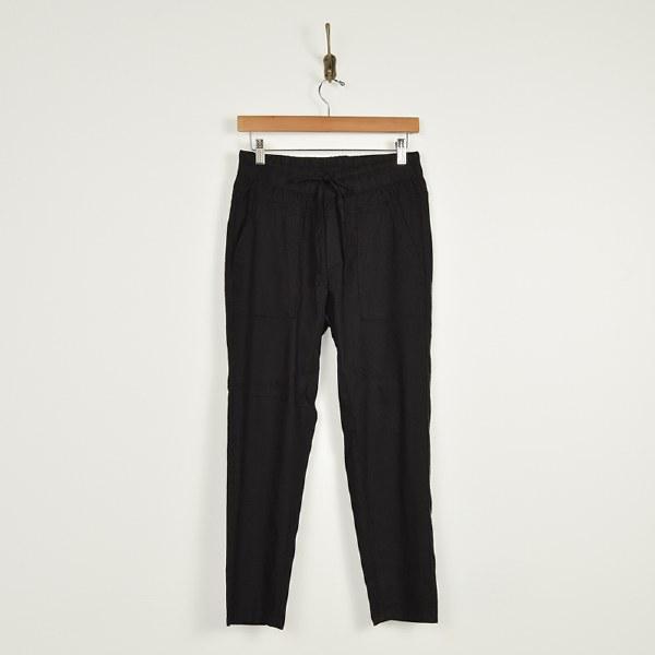 Kut from Kloth Drawcord Pant - Black