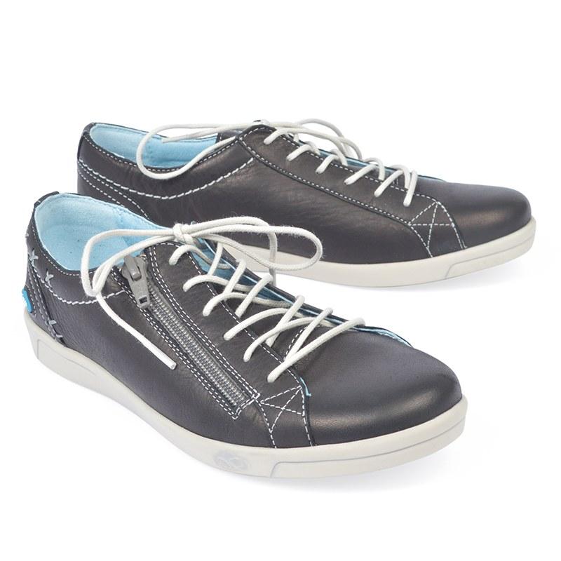 Cloud Footwear Aika - Black - Imelda's