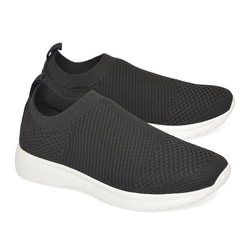 cerca ufficiale di prim'ordine la migliore vendita Vagabond Cintia Knit Sneaker - Black - Imelda's Shoes and Louie's ...