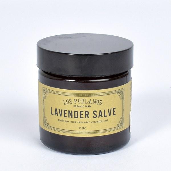 Los Poblanos Hand Salve 2oz - Lavender