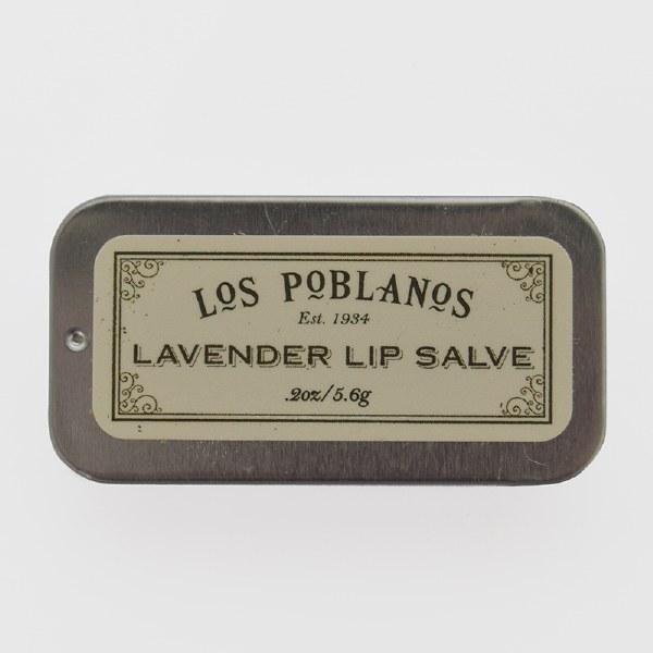 Los Poblanos Lip Salve - Lavender