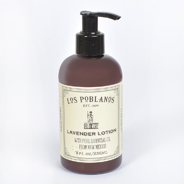 Los Poblanos Lotion 8oz - Lavender