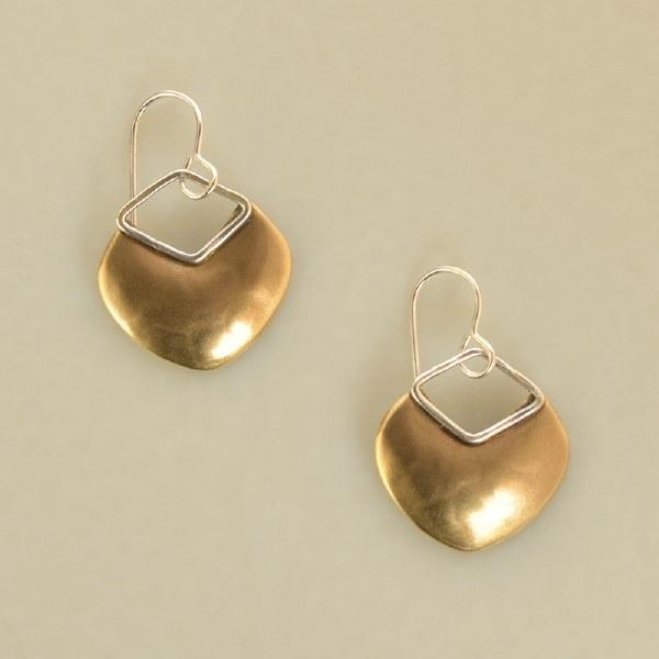 Marjorie Baer E1910 - Brass/silver