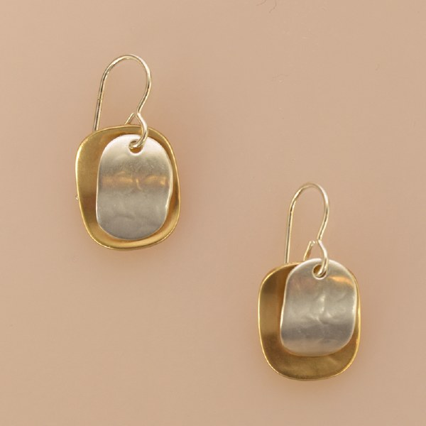 Marjorie Baer E4979 - Brass/Silver