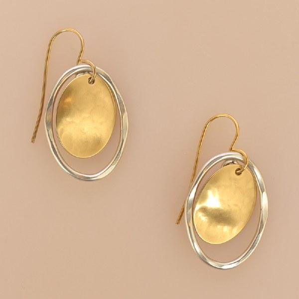 Marjorie Baer E9657 - Brass/Silver