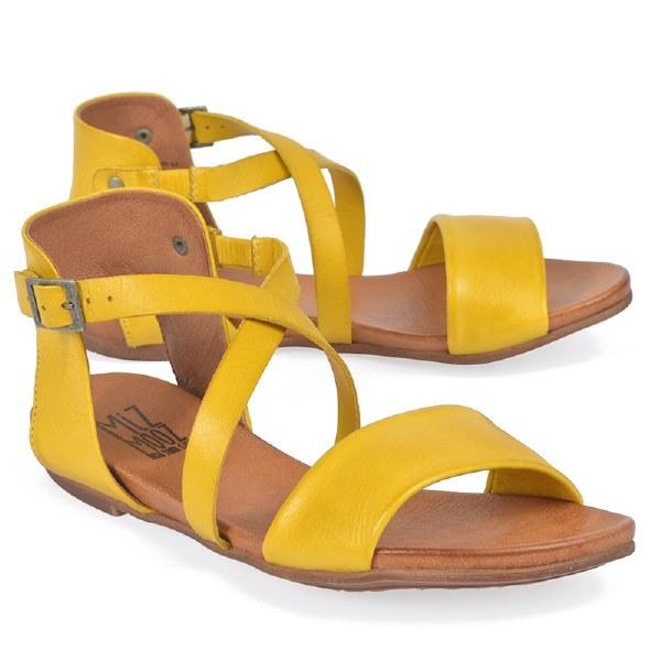 Miz Mooz Aster - Yellow