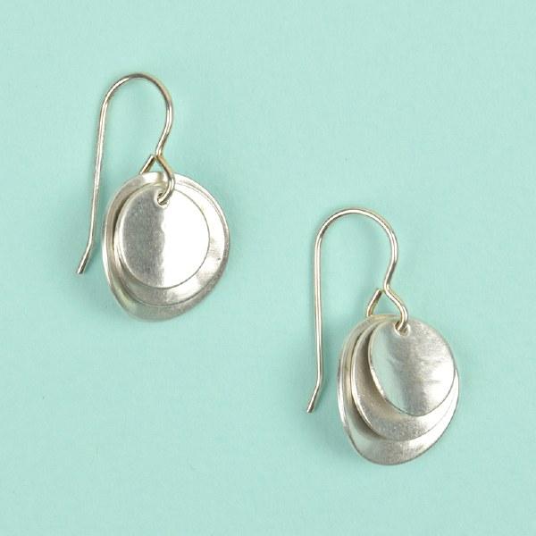 Marjorie Baer E5348 - Silver