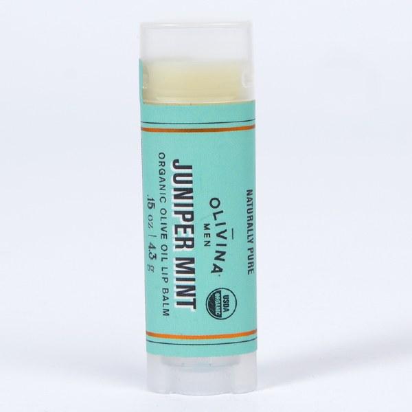 Olivina ML73 Lipbalm - Juniper Mint