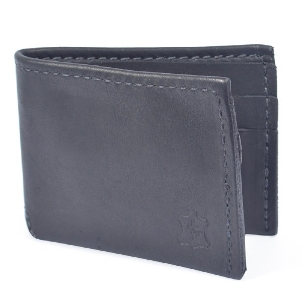 Orox Leather Classic Bifold - Black