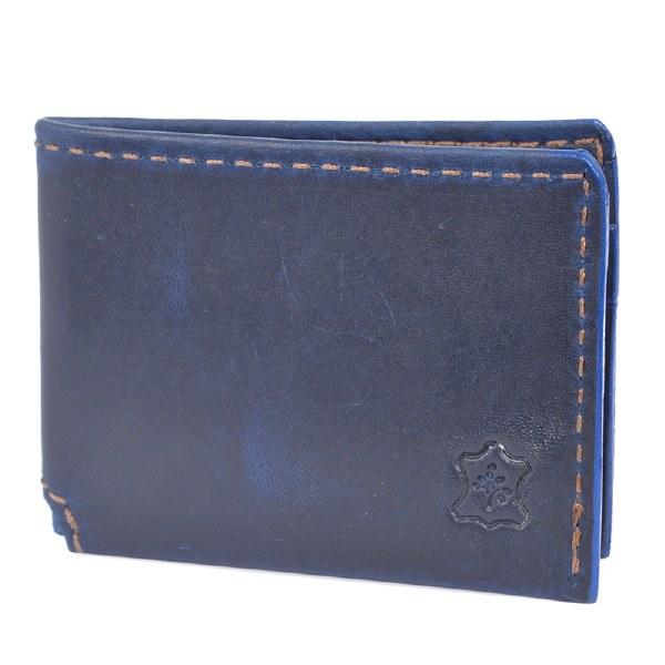 Orox Leather Classic Bifold - Sapphire
