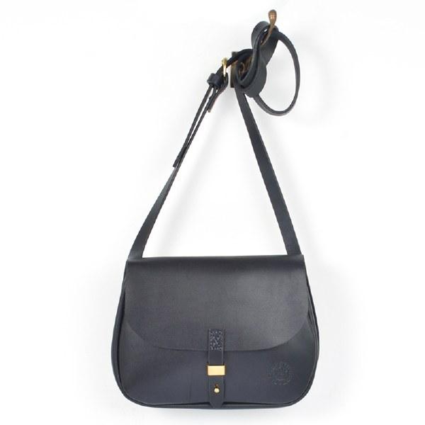 Orox Leather Co. Merces Saddle - Black