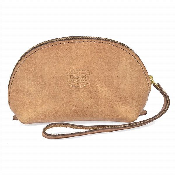 Orox Leather Nara Pouch - Sand