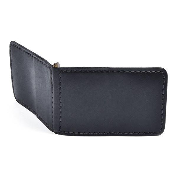 Orox Leather Co Money Clip - Black