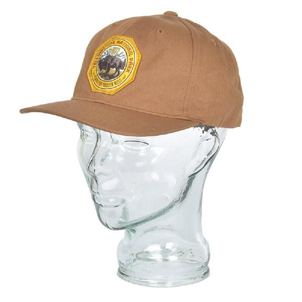 Pendleton National Park Hat - Dark Tan