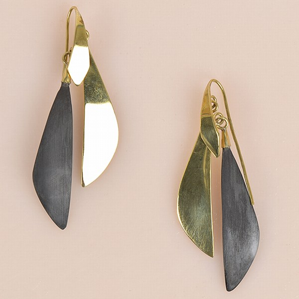 SOKO Makena Threader - Brass/Black