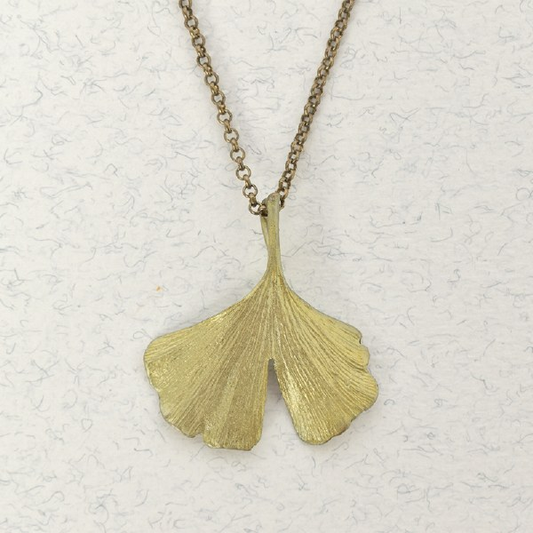 Silver Seasons Gingko - Bronze