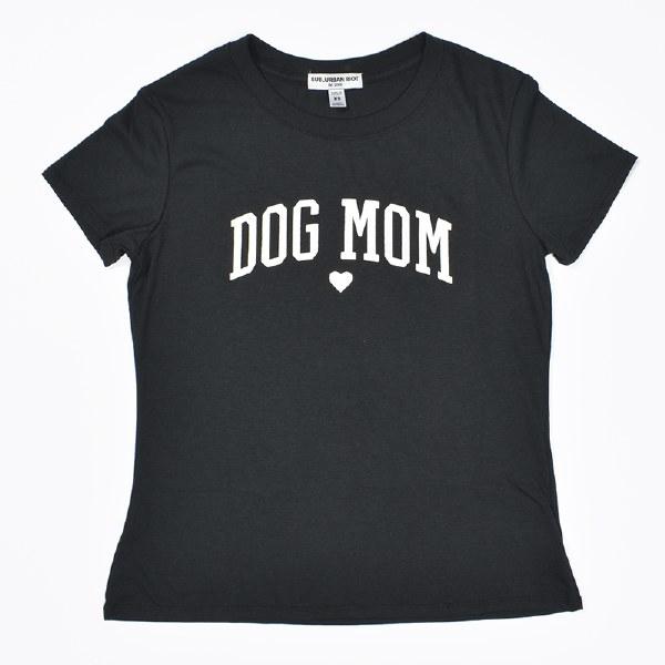 Sub Urban Riot Dog Mom Tee - Black