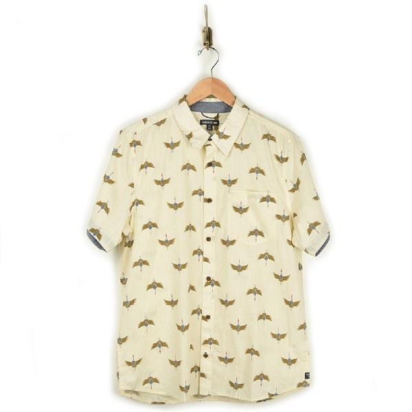 Toad & Co Fletch SS Shirt - Salt Crane