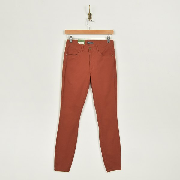 Toad & Co EW 5 Pocket Skinny P - Picante