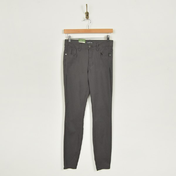Toad & Co EW 5 Pocket Skinny P - Soot