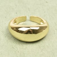 Athena Dome Ring - Gold