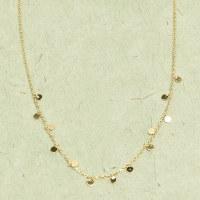Sm Disk Necklace /ATH