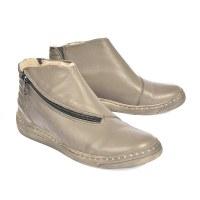 Cloud Faith Wool Lining Boot - Dark Grey