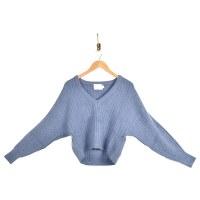 Frnch Narla V-NeckSweater - Blue