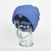 Frnch Ivy Woven Beanie - Bleu