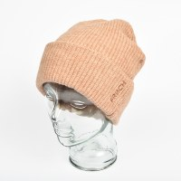 Frnch Ivy Woven Beanie - Camel