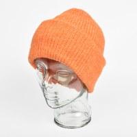 Frnch Ivy Woven Beanie - Orange