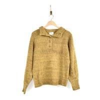 Frnch Naja Sweater - Mustard
