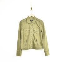 Kut from the Kloth Boxy Jacket - Olive