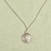 Compass Rose - Silver