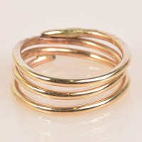 Able Contour Ring - Gold
