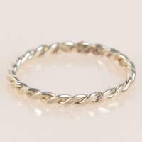 Able Ivy Ring - Silver