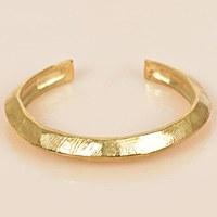 Arcos Naxos Cuff  - Brass