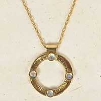 Arcos Ortus Necklace - Brass