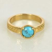 Arcos Stilio Ring - Turquoise