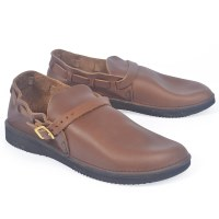 Aurora Shoe Co Middle English - Brown
