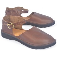 Aurora Shoe Co New Chinese  - Brown