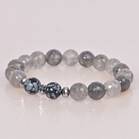 Beacon Hill Bling BHB19 - Grey Agate