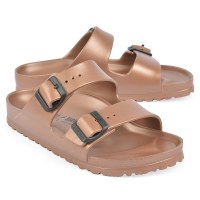 Birkenstock Arizona EVA - Metallic Copper