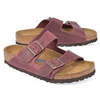 Birkenstock Arizona Leather  - Zinfandel