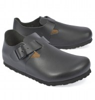 Birkenstock London Lea - Hunter Black