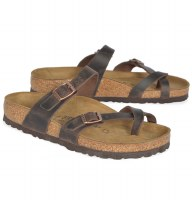 Birkenstock Mayari Leather - Brown