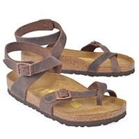 Birkenstock Yara Leather - Brown