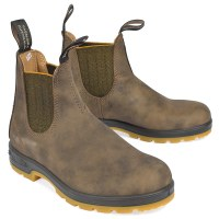 Blundstone 1944 - Brown/Mustard