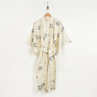 Bloom And Give Daisy Kimono - Blue/White