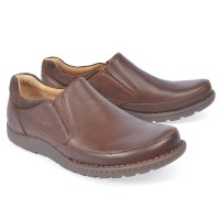 Born Nigel Slip On - Brown